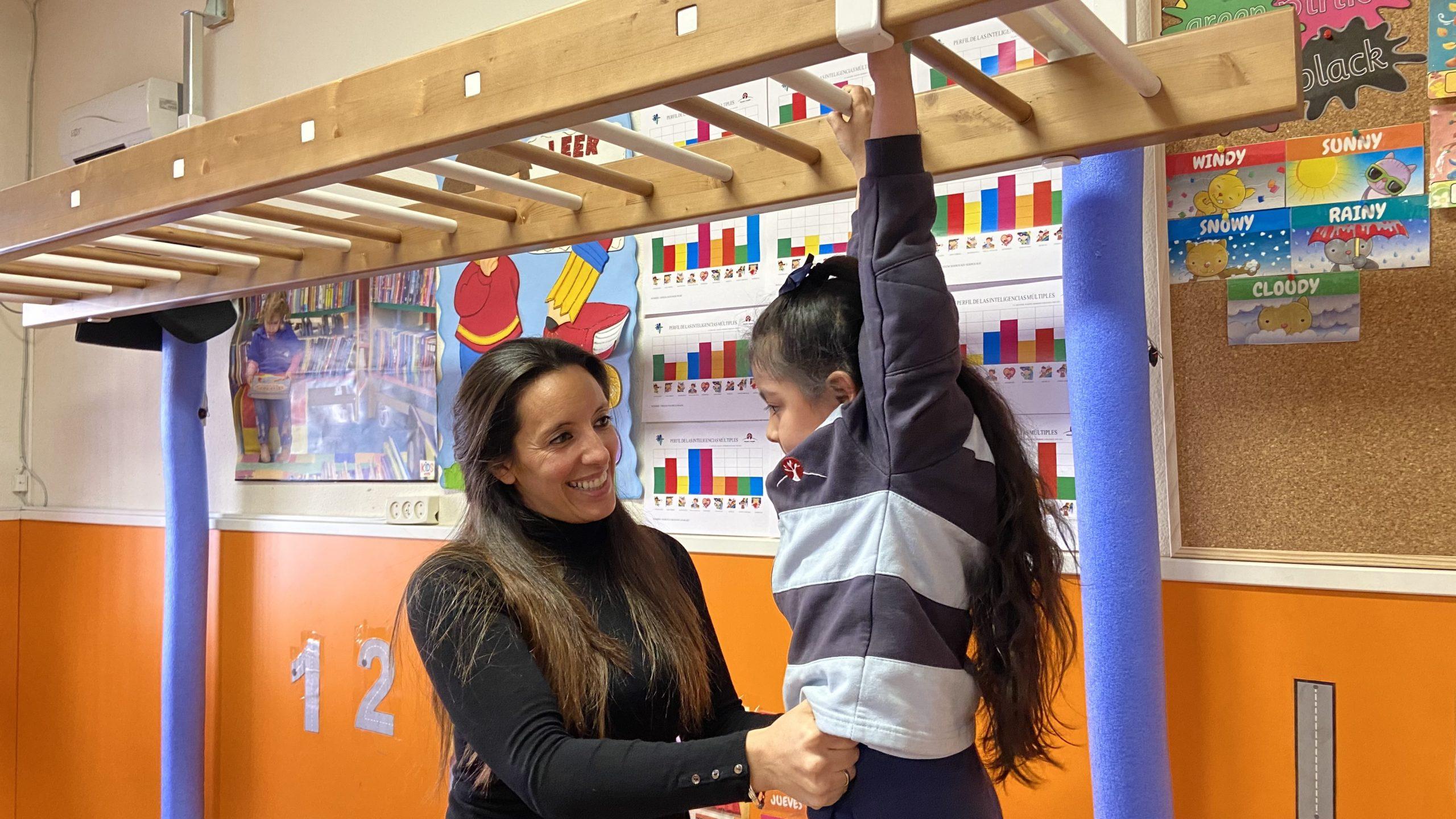 La línea pedagógica del colegio la Milagrosa busca la estimulación temprana desde las edades